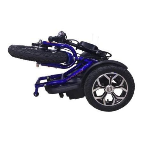 RMB Protean Folding Scooter Folding Handlebars View