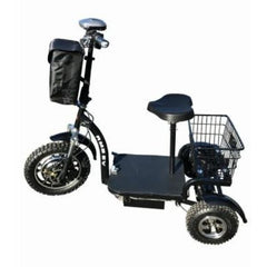 RMB Multi Point AWD All Wheel Drive Electric Trike Front View