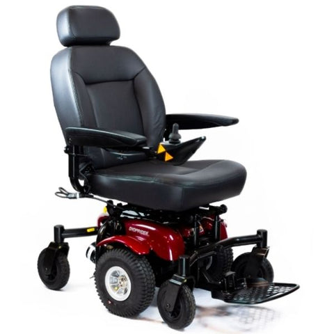 Shoprider 6Runner 10 Power Wheelchair Right View