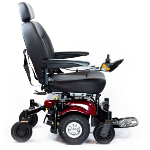 Shoprider 6Runner 10 Power Chair Side View