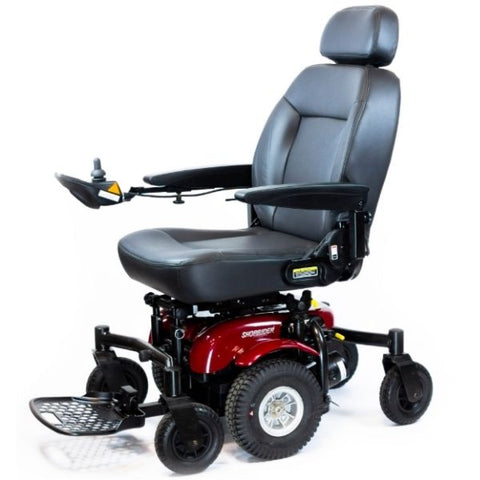 Shoprider 6Runner 10 Power Chair Left View