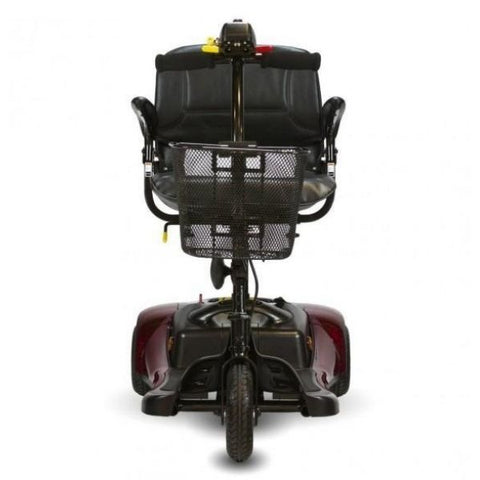 Shoprider Dasher 3 Wheel Scooter Front View