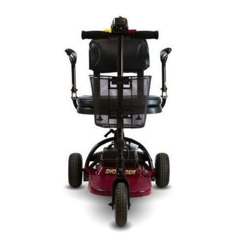 Shoprider Echo Light 3 Wheel Scooter SL73 Front View