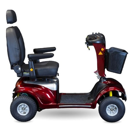 Shoprider Enduro XL4 Mobility Scooter Side View