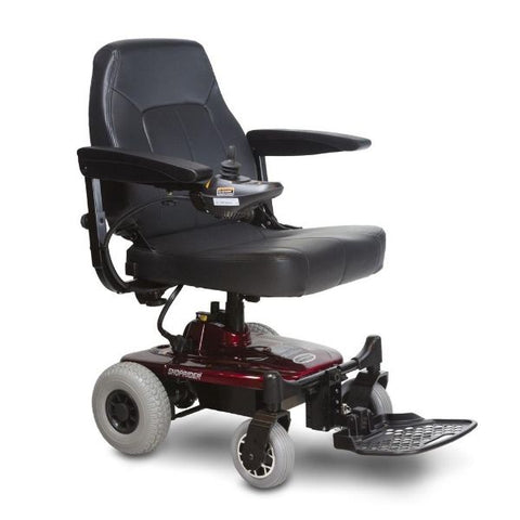 Shoprider Jimmie Power Chair Right View