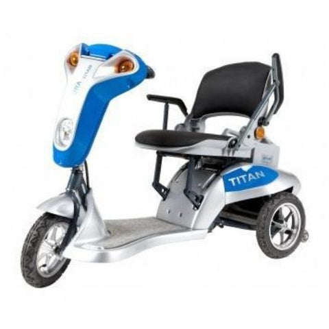 Tzora Titan 3 Wheel Mobility Scooter Front View