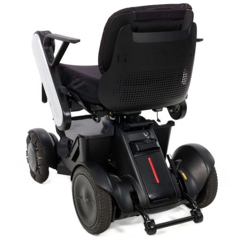 Whill Ci Model Portable Power Wheelchair Back View