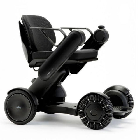Whill Model Ci Portable Power Wheelchair Black Right View