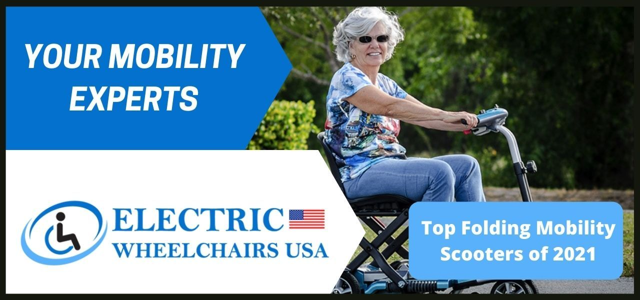 Best Folding Mobility Scooters of 2021