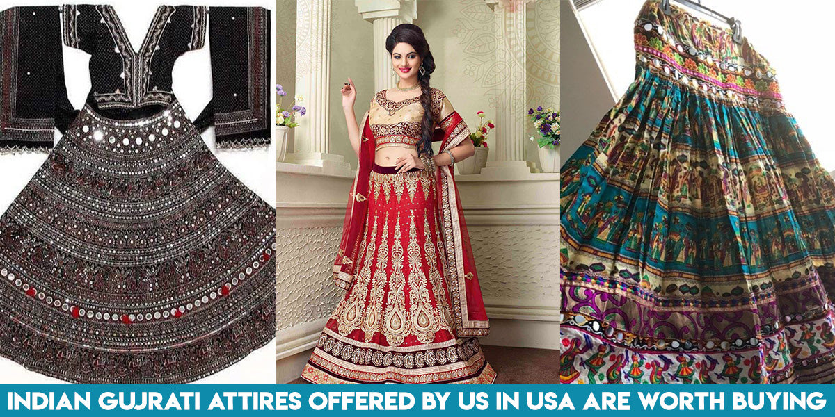 Buy Indian Gujrati Attires Offered By Us In Usa Canada Uk Nameera By Farooq