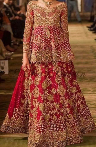 Asian Indian Wedding Frocks for Women in USA