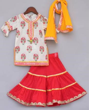 Beautiful Pakistani Designer Dresses for Kids Near Me in USA