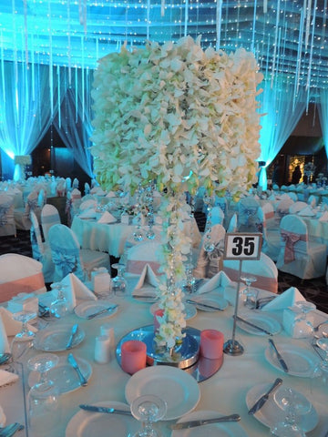 Beautiful Wedding Flowers in Wedding Theme in USA