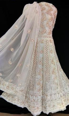 Buy Indian Party Dresses in USA at NameerabyFarooq.com