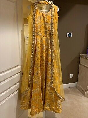 Buy Latest Indian Party Dresses in USA at NameerabyFarooq.com