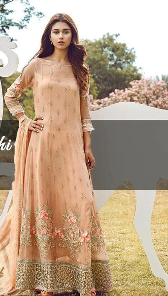 Buy Pakistani Style Maxi in USA Online at Nameera by Farooq