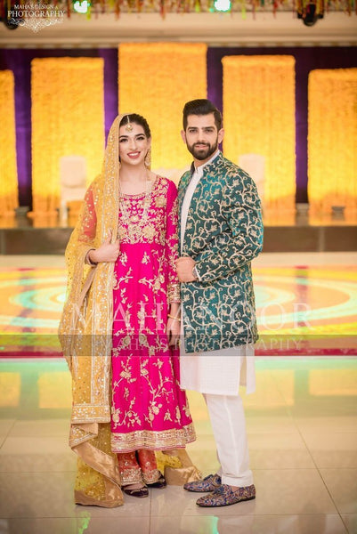 Buy Pakistani Wedding Dresses for Women Online