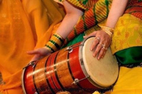 Dholki at Pakistani Weddings