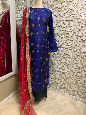Indian Party Dresses Online Shopping - NameerabyFarooq
