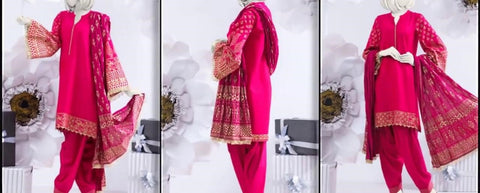 Latest Pakistani Women Eid Dresses Online Shopping in USA