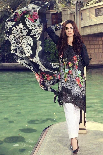 Latest Pakistani Women Shalwar Kameez 2019