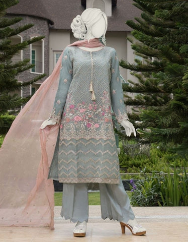 Pakistani Formal Dresses for Winter