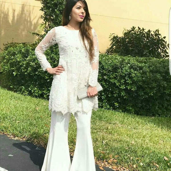 Pakistani Designer Party Dresses Online at Nameera by Farooq