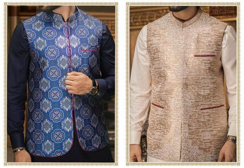 Pakistani Eid Apparels for Men in Canada at NameerabyFarooq