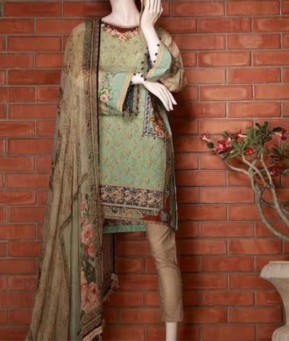 Pakistani Eid Dresses 2019 for Women Traditional Eid Dresses for 3 Days of Eid at NameerabyFarooq