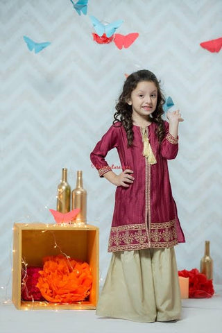 Pakistani Eid Dresses for Girls in USA