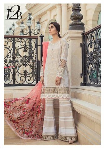 Pakistani Indian Fashion Dresses Online at Nameera by Farooq
