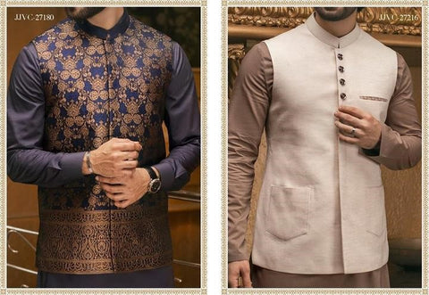 Pakistani Men Eid Dresses in USA 2019 Online at NameerabyFarooq