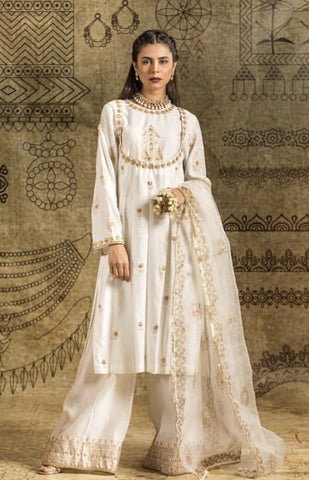 Pakistani Milad Attires Online at Nameera by Farooq