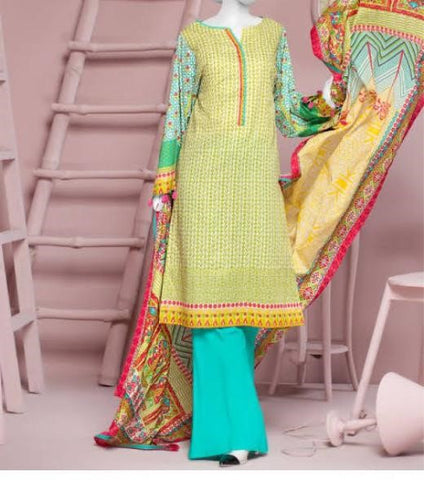 Pakistani Stiched Lawn Suits for Women