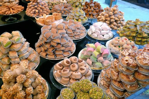 Pakistani Sweets for Eid in USA
