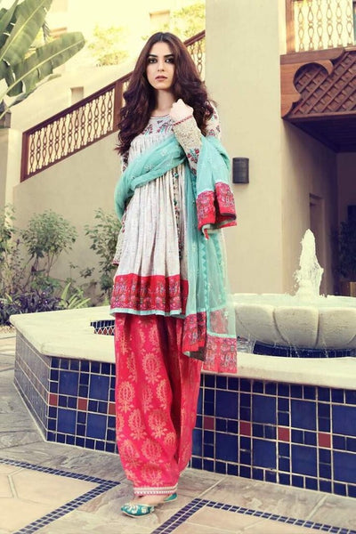 Trendy Pakistani Eid Dresses for Women in 2019