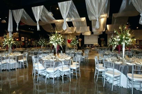 Venue Decoration in Bangladeshi Wedding Theme in USA