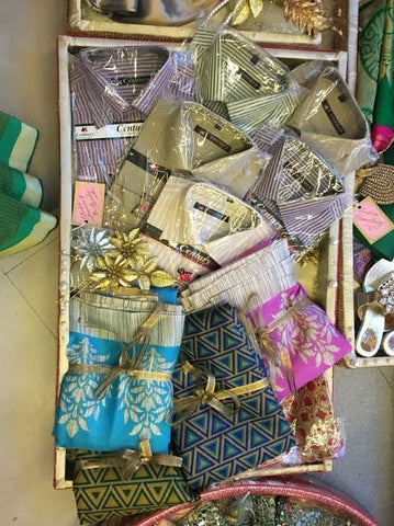 Wedding Gifts on Traditional Wedding Ceremonies