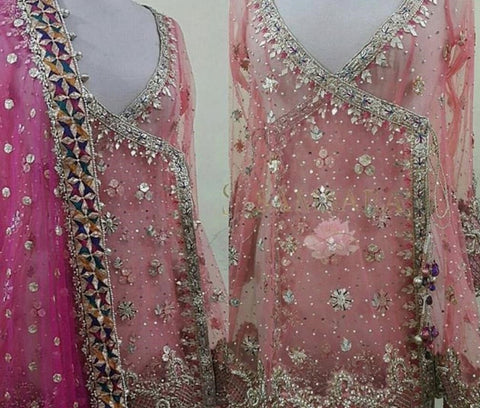 Women Attires for the engagement or dua-e-khair