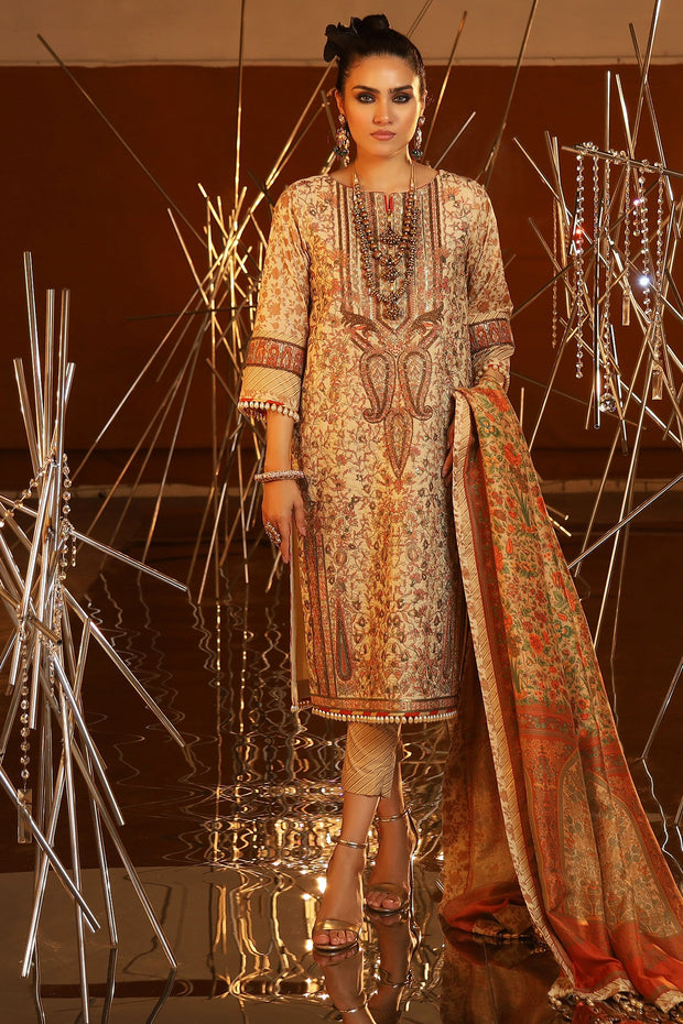 Alkaram Eid Lawn Outfit Latest Collection