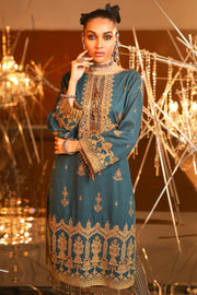 Alkaram Fancy Lawn Dress for Eid