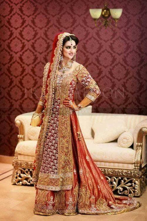 Asian Indian Bridal Dress