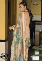 Asim Jofa Eid Collection 2020  Backside