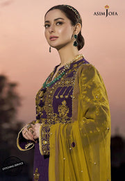 Asim Jofa Traditional Wear for Women Close Up