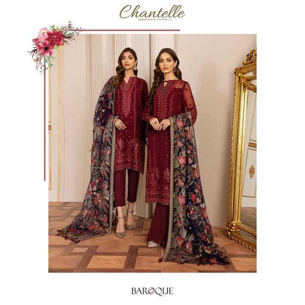 Baroque Eid Collection 2020 for Women Models Look
