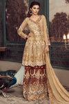 Beautiful and Simple Barat Dress for Women - Single