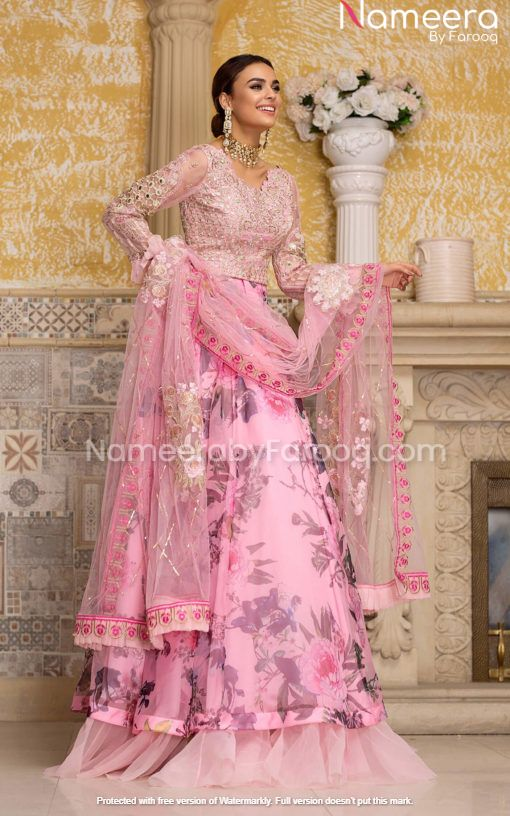 Block Print Lehenga for Wedding Party Wear  2021