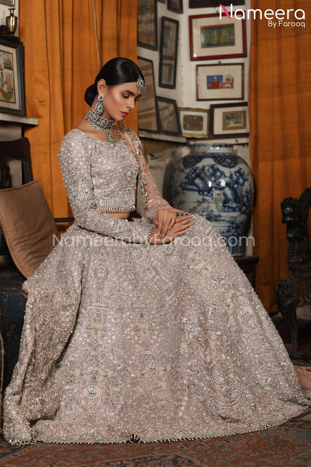 Bridal Lehenga Choli Design