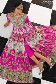 Bridal Pishwas Design