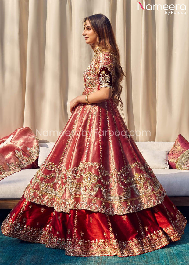 Bridal Pishwas Dresses